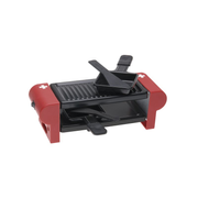 Nouvel 303835 raclette grill 2 person(s) Black, Red