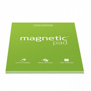 Magnetic Pad A4 board 210 x 297 mm Green