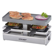 Cloer 6495 raclette grill 2 person(s) 400 W