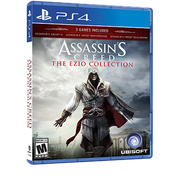 Ubisoft Assassin's Creed: The Ezio Collection Anthology PlayStation 4