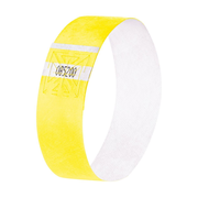 Sigel EB218 wristband Yellow Event wristband