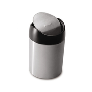 simplehuman CW1637CB trash can 1.5 L Round Stainless steel