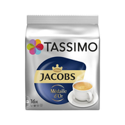 TASSIMO Jacobs Medaille D'Or Coffee capsule