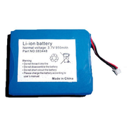 Albrecht 29662 industrial rechargeable battery Lithium-Ion (Li-Ion) 950 mAh 3.7 V