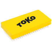 TOKO 5545245 scrub brush White, Yellow