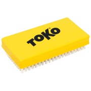 TOKO 5545249 scrub brush White, Yellow