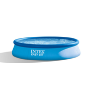 Intex 28142SZ above ground pool Inflatable pool Round Blue