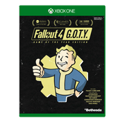 Bethesda Fallout 4: Game of the Year Edition English Xbox One
