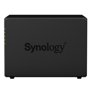 Synology DiskStation DS418, NAS, Mini Tower, Realtek, RTD1296, 16 TB, Black