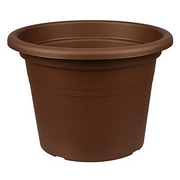 Herstera 09701835 planter Indoor Pot planter Freestanding Plastic Brown