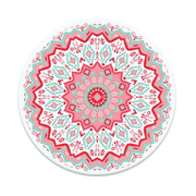 PopSockets Aztec Mandala Red Mobile phone/Smartphone Blue, Grey, Red, White