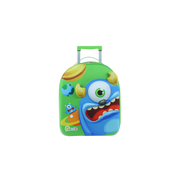Knorrtoys Monster Blueberry 3D Trolley Multicolour 20 L Fabric