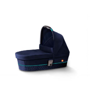 GB 616226004 baby carry cot Black, Blue