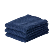 Zone Denmark 330473 cleaning cloth Cotton Blue 3 pc(s)