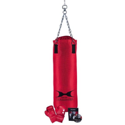 HAMMER Fit Adult Boxing set Nylon Red