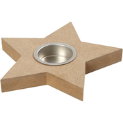 Creativ Company 56708 candle holder MDF Wood