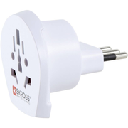 Skross 1.500222-E power plug adapter Type I (AU) Universal White