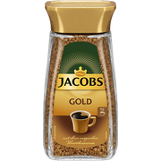 Jacobs Gold instant coffee 200 g Jar