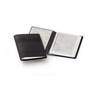 Durable 239458 business card holder Charcoal