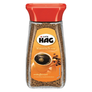 Jacobs Café HAG instant coffee 100 g Jar