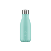 Chilly's Pastel Edition B260PAGRN drinking bottle Daily usage 260 ml Stainless steel Green