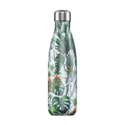 Chilly's Tropical Edition B500TRELE drinking bottle Daily usage 500 ml Stainless steel Multicolour