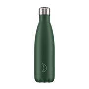Chilly's Matte Edition B500MAGRN drinking bottle Daily usage 500 ml Stainless steel Green