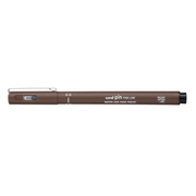 Uni PIN 05 fineliner Brown 1 pc(s)