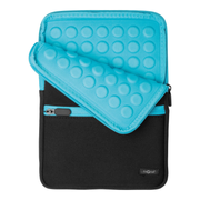 "Pagna 99517-20 tablet case 25.4 cm (10"") Sleeve case Black, Blue"