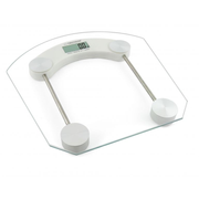Esperanza EBS008W personal scale Rectangle White Electronic personal scale