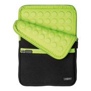 "Pagna 99517-17 tablet case 25.4 cm (10"") Sleeve case Black, Green"