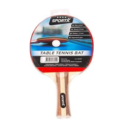 SportX TTF19661 table tennis racket Wood 1 pc(s)