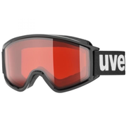 Uvex 5513352030 winter sport goggles Black Unisex Rose