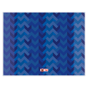 McNeill 6000197000 desk pad Blue