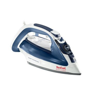 Tefal Smart Protect FV4982S0 iron Dry & Steam iron Durilium AirGlide soleplate 2400 W Blue, White
