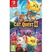 GAME Cat Quest + Cat Quest 2 Pawsome Pack Bundle English Nintendo Switch
