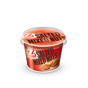 Zweifel Salted Mixed Nuts 115 g Nut spread