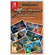 GAME Hidden Objects Collection Bundle English Nintendo Switch