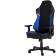 Nitro Concepts X1000 PC gaming chair Upholstered seat Black, Blue