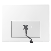"""StarTech.com Acrylic Shield/Sneeze Guard - Clear Protective Barrier for Office Desk/POS Counter - 35""""x45"""" - For VESA Mounted Monitors - Transparent Safety Cough Shield/Screen - Easy Clean"""