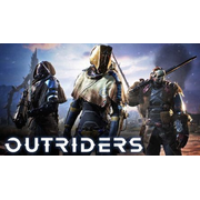 Square Enix Outriders Standard Englisch PlayStation 5