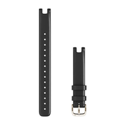 Garmin Lily Bands Band Black Leather