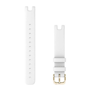Garmin Lily Bands Band White Leather