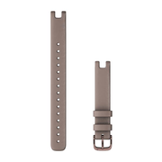 Garmin Lily Bands Band Brown Leather