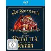 Now Serving: Royal Tea Live From The Ryman (BRD)