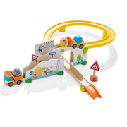 HABA Kullerbü – Play Track At the Construction Site
