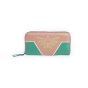 Nintendo Zelda Zip Around wallet Female Multicolour