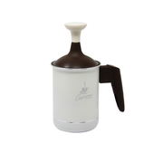 Pedrini 02CF043 milk frother Handheld milk frother Brown, White