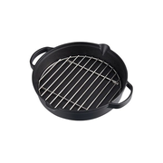 Campingaz 2000035416 camping cookware Black, Stainless steel