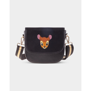Disney Bambi Black, Brown Woman Shoulder bag